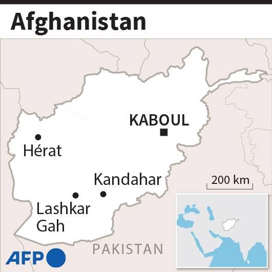 Les talibans resserrent leur étau autour d'Hérat et de Kandahar