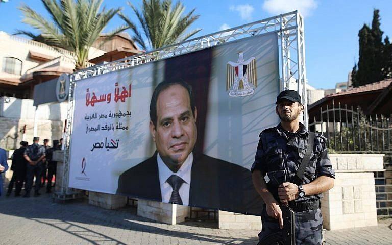 Comment Sissi est parvenu à réintégrer l'Égypte dans le jeu régional