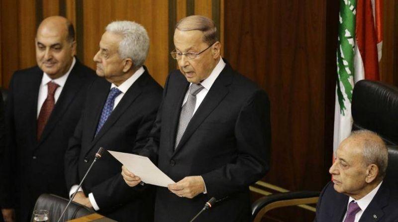 Les dernières obsessions de Michel Aoun