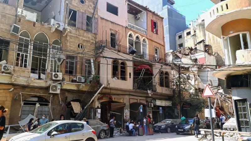 Un an après l'explosion au port de Beyrouth, les petites entreprises toujours en convalescence