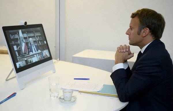 Paris souhaite mobiliser 357 millions de dollars d'aide d'urgence