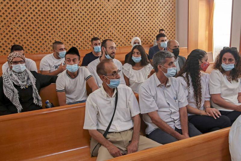 La justice israélienne repousse sa décision sur l'expulsion de Palestiniens