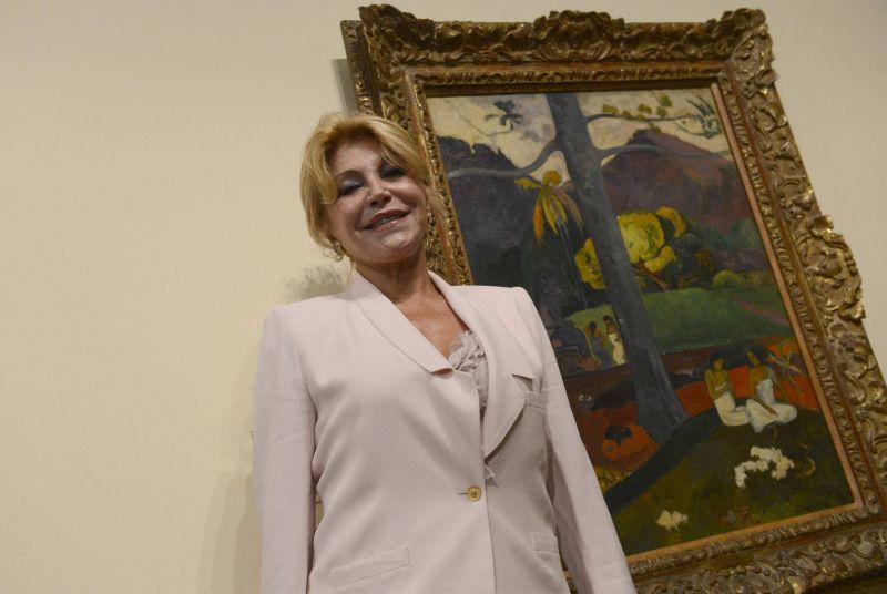 Le «Mata Mua» de Gauguin restera en Espagne