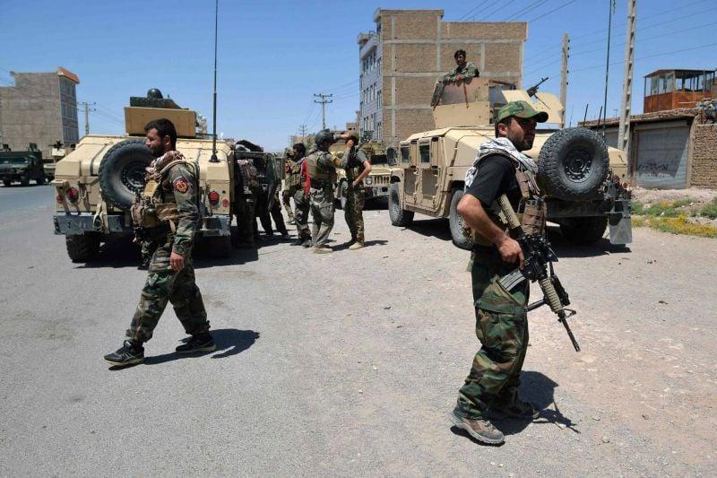 Les forces spéciales afghanes, des unités d'élite déjà à bout de souffle