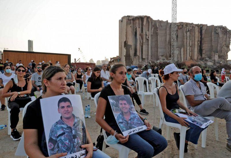«L'État doit la vérité à tout le Liban», martèle Raï à la messe du port