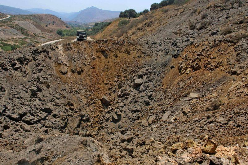 Les tirs de roquettes à partir du Liban entraînent une sévère riposte israélienne