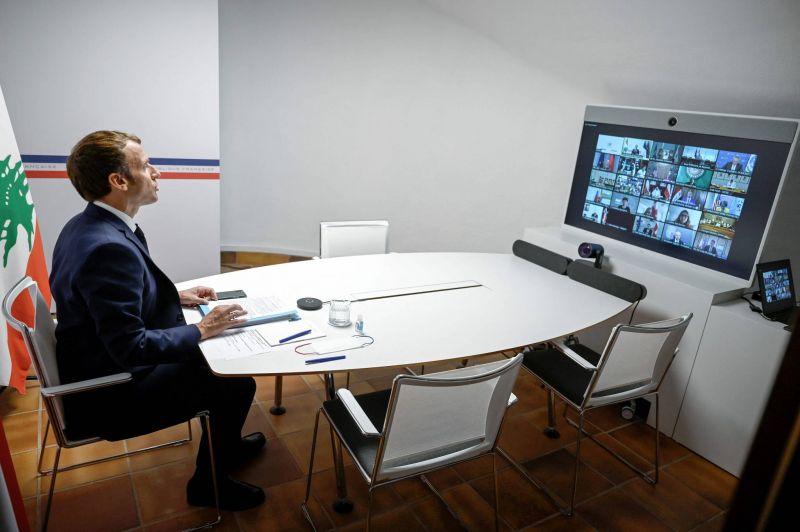 Biden et Macron somment les dirigeants d'agir pour sortir le pays de l'ornière