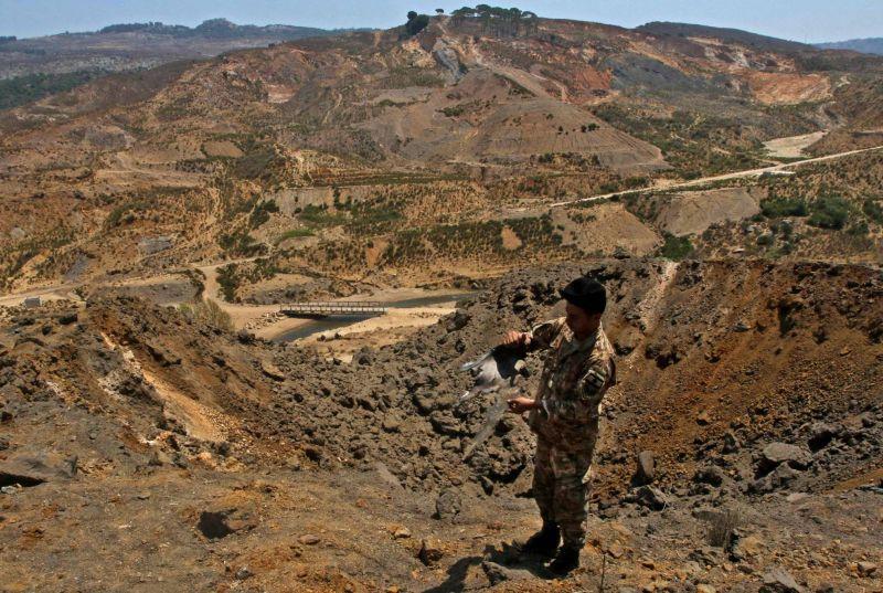 Israël revendique les premières frappes aériennes depuis des années au Liban