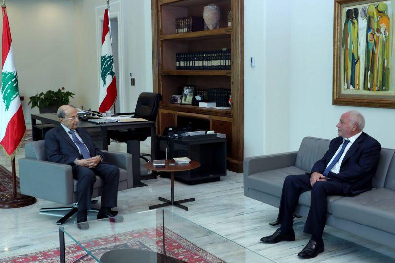 Aoun affirme être prêt à être entendu par le juge Bitar