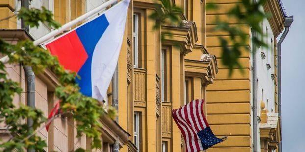 Les Etats-Unis demandent le départ de 24 diplomates russes, selon Moscou