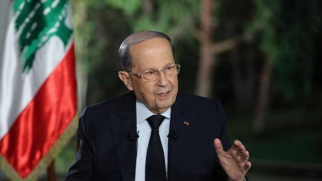 Malgré les difficultés, l'armée reste le gage de la stabilité et de l'unité nationale, affirme Michel Aoun