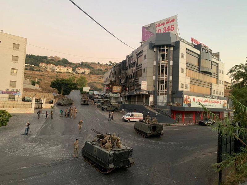 Violents échanges de tirs à Khaldé après un acte de vendetta à Jiyeh : le bilan s'alourdit