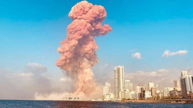 Un enfant sur trois traumatisé un an après l'explosion, d'après l'Unicef
