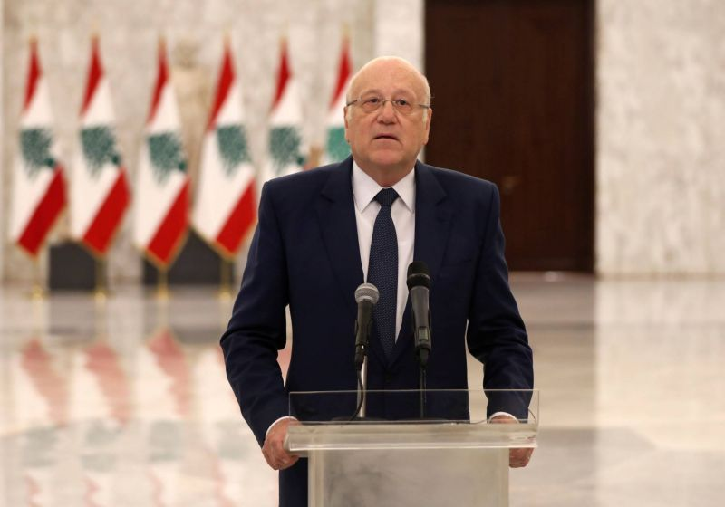 Busy Aoun disappoints Mikati, more wildfires, rights group to release report on blast: All you need to know today