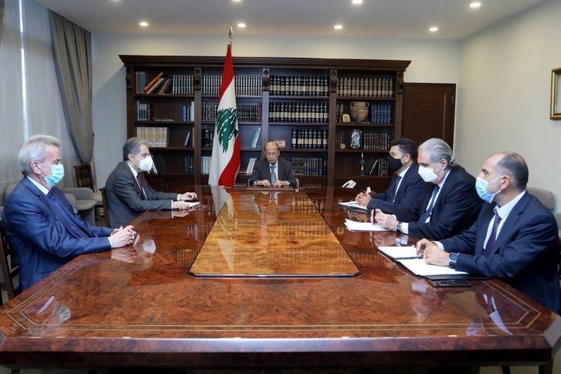 Aoun asks Salameh to reverse decision to remove fuel subsidies