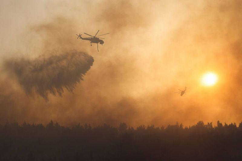 Canicules, sécheresse et incendies menacent la Méditerranée
