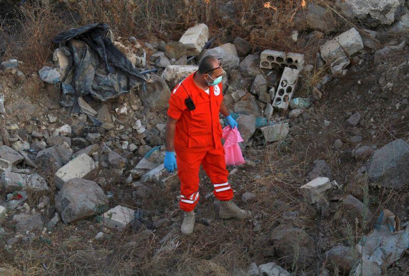At least 33 dead, 7 still missing as Akkar explosion death toll climbs