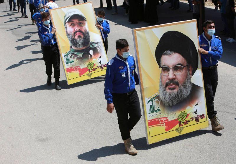 Après les frappes aériennes israéliennes, Nasrallah exclut toute modification des règles d'engagement dans le Sud
