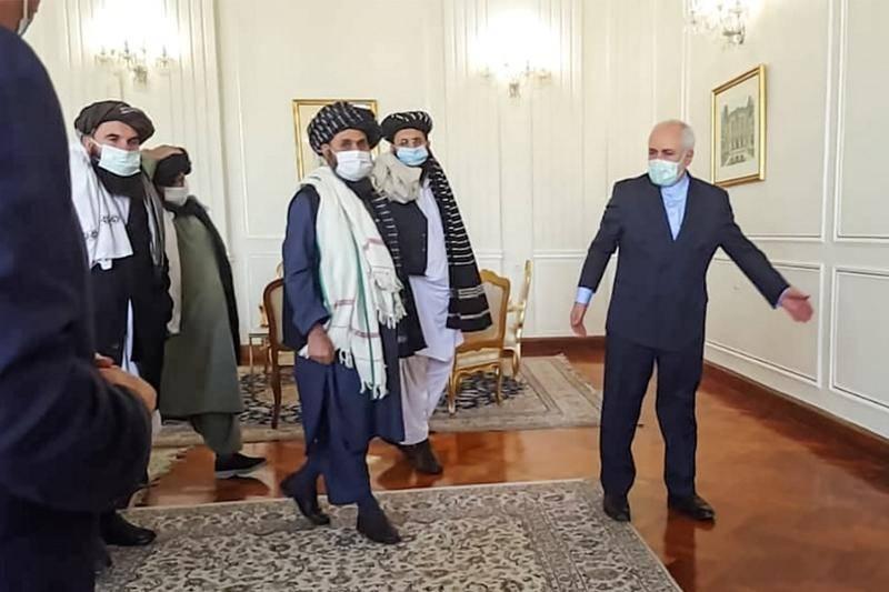 Vu de Téhéran, les talibans sont un «moindre mal»