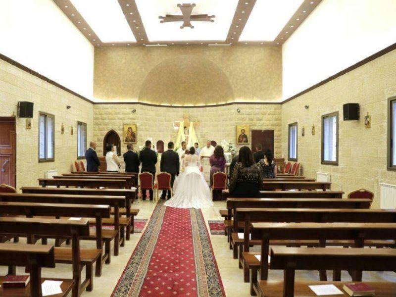 Mariages au Liban en temps de crise