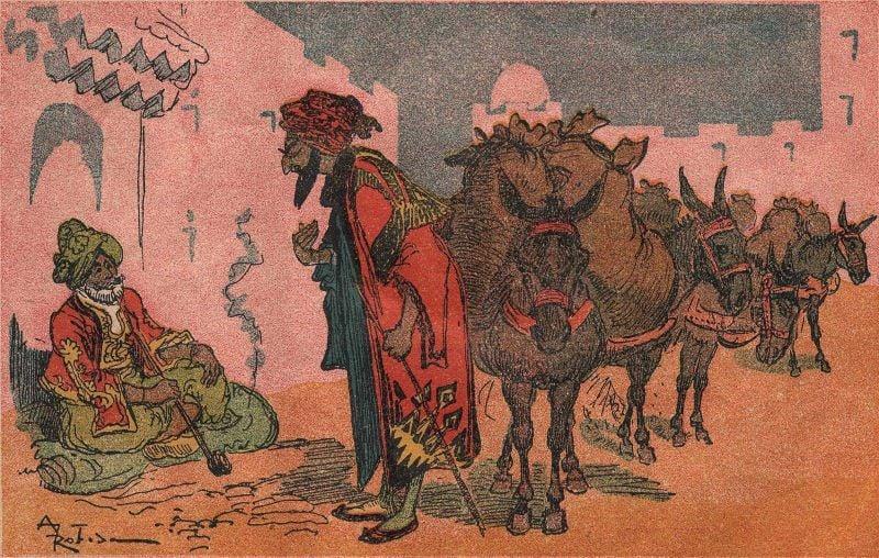Hanna Dyâb, un Alépin à la cour de Louis XIV