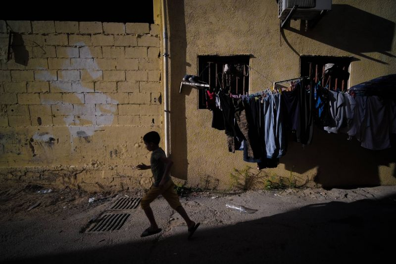 Black-out sur le Liban: chroniques d'un quotidien à tâtons