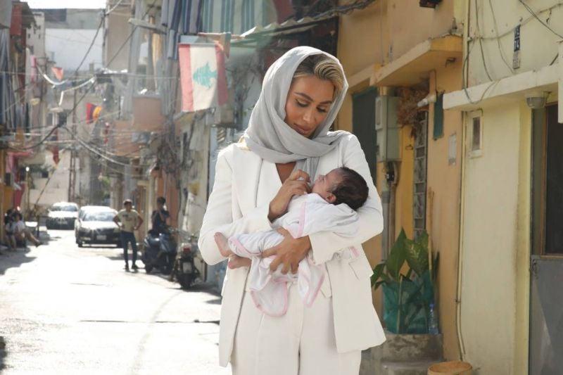 Maya Diab: dans les bras, dans le cœur, un nouveau Liban