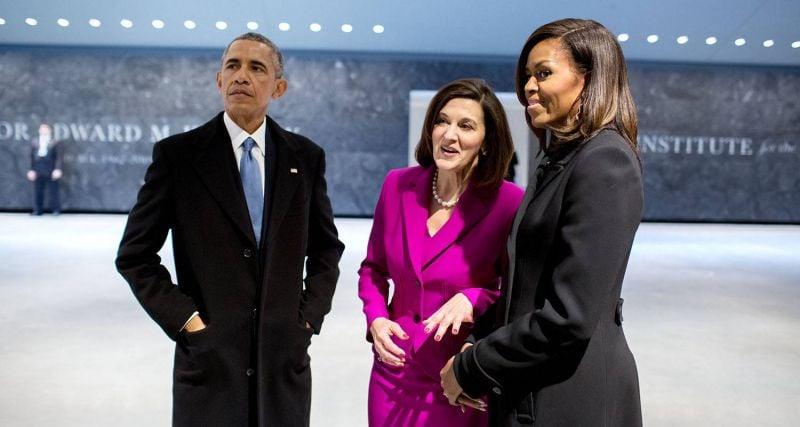 Victoria Reggie Kennedy, originaire de Zghorta, nouvelle ambassadrice US en Autriche