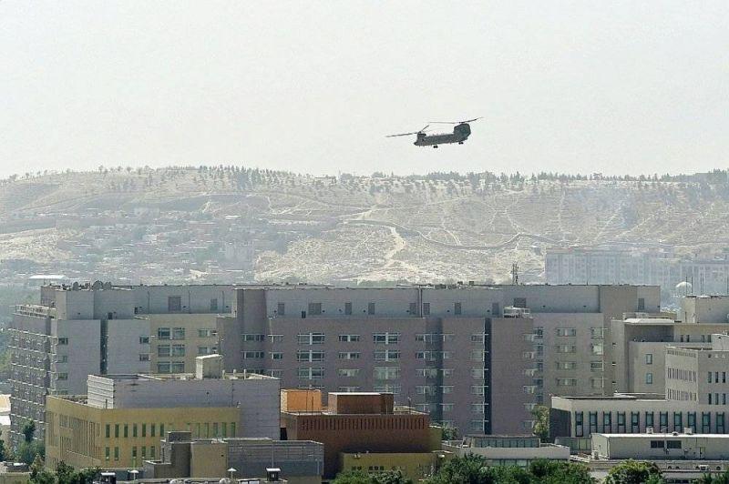 Chute de Kaboul: le poids de la défaite