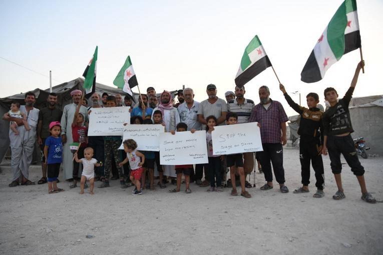 Cinq activistes syriens kidnappés dans l'ambassade de Syrie au Liban, Damas dément