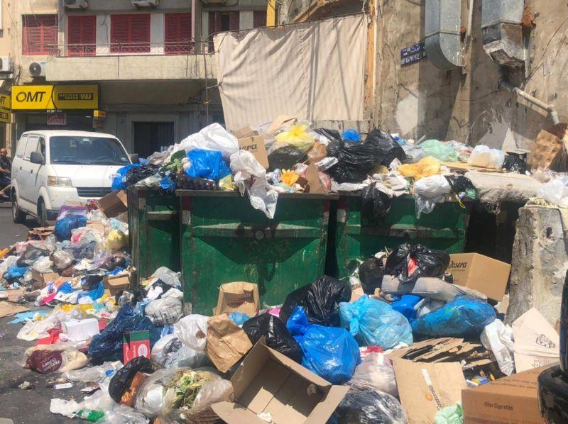 À Beyrouth, une crise des déchets à l'horizon ?