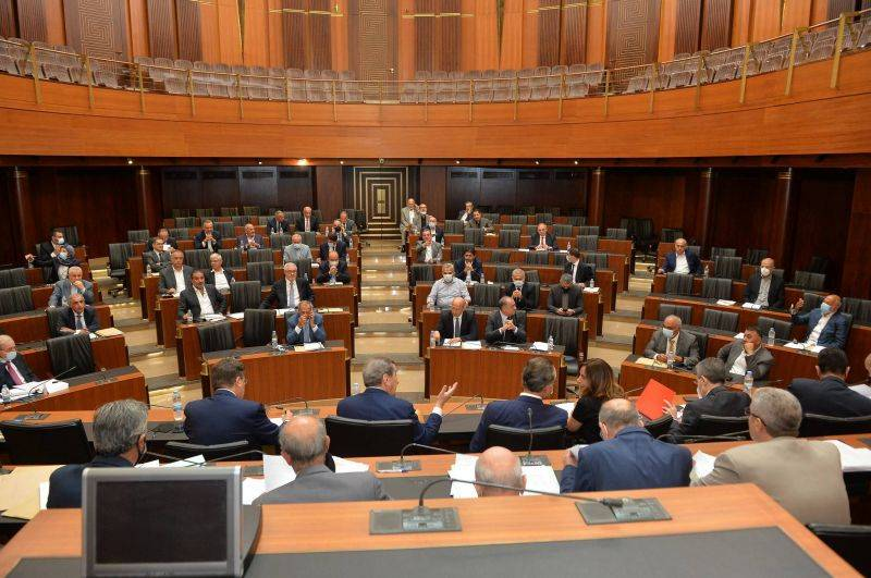 Months before national elections, MPs begin debating the electoral law