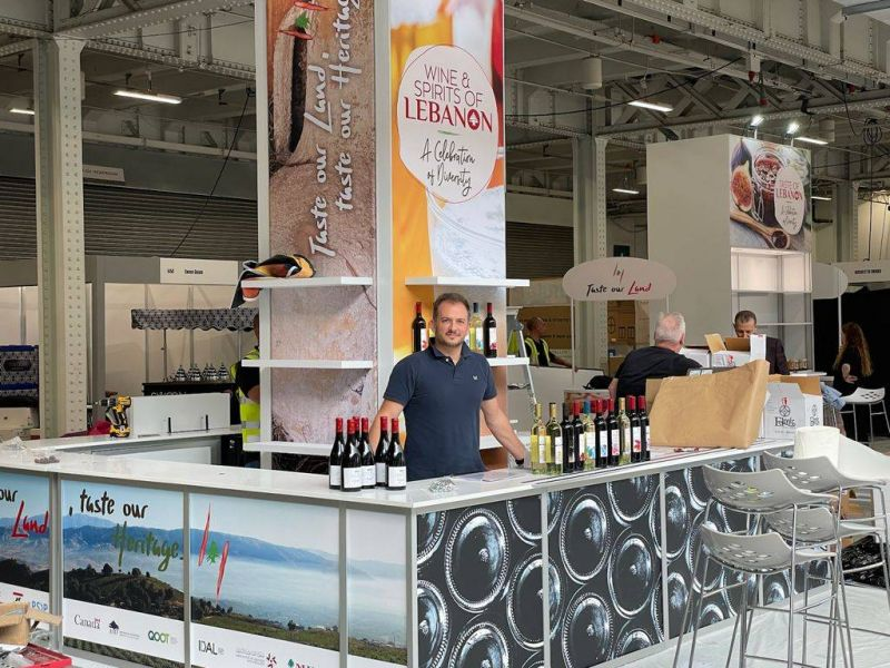 Le Liban plante son pavillon à la Speciality and Fine Food Fair de Londres