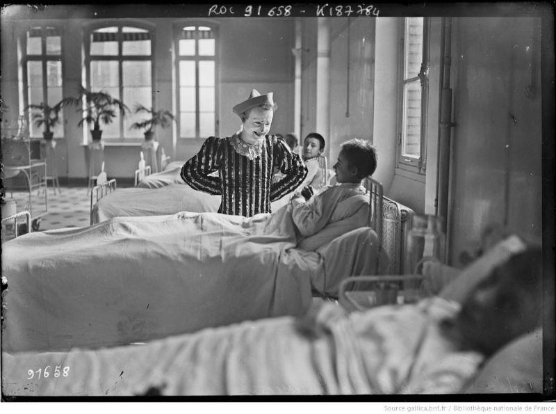 Mœurs (in)hospitalières