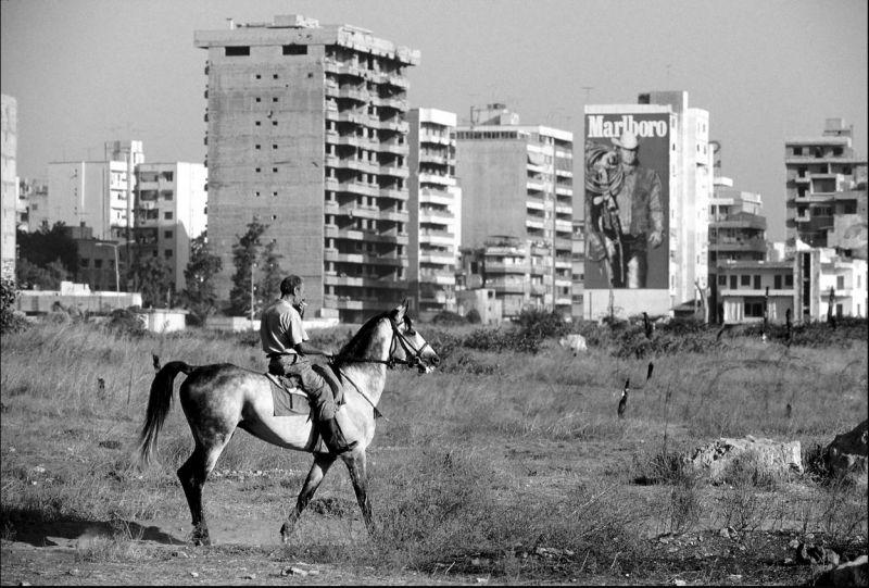 Éric Bouvet, 1981-2021: quarante ans de photographie