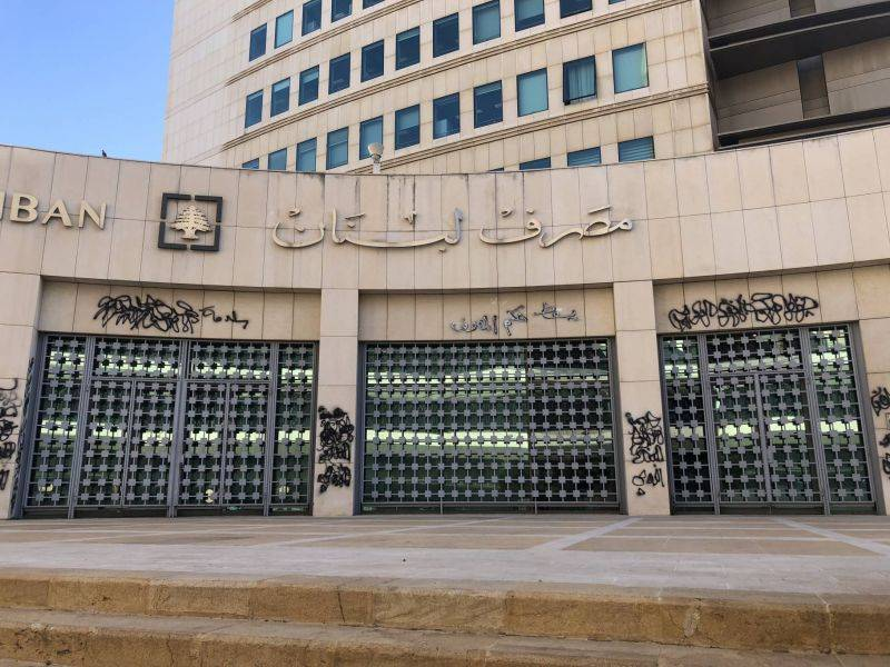 New lira withdrawal restrictions create a cash crunch for depositors as banks blame BDL