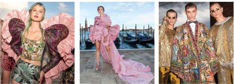 Dolce & Gabbana déploient leurs sortilèges dans la Cité des Doges