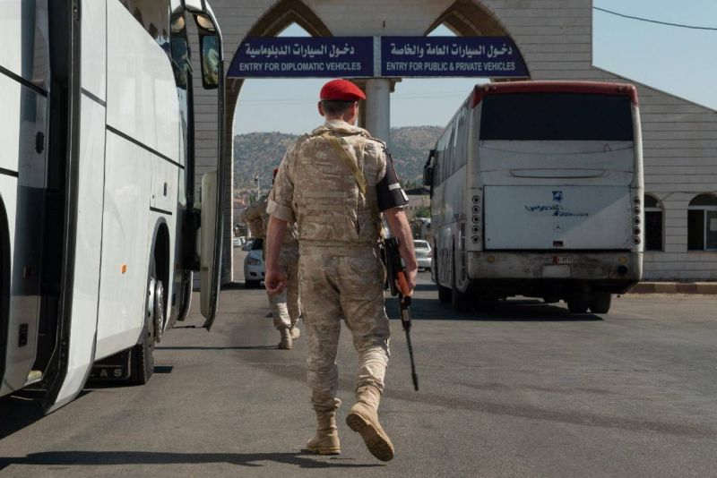 Six Syrians reported as 'kidnapped' at their embassy remain in the custody of Lebanese General Security