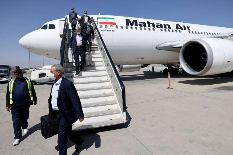 Iran : reprise des vols avec l'Afghanistan
