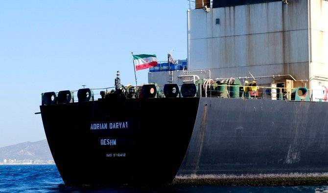 Plus de 30.000 tonnes métriques de mazout iranien à destination du Liban déchargées à Banias, en Syrie