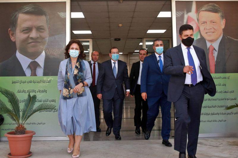 Le projet d'importation de gaz égyptien au Liban commence à prendre forme