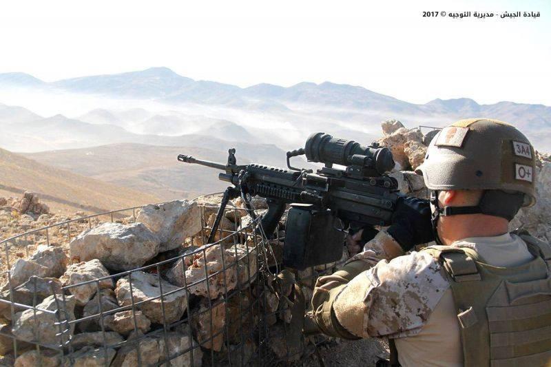 Washington confirme son engagement ferme à soutenir l'armée libanaise