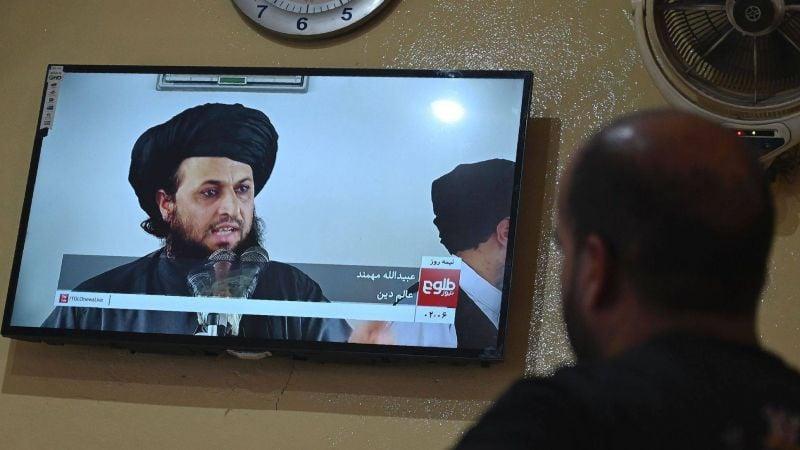 En Afghanistan, la chaîne Tolo News toujours active malgré les craintes et les menaces