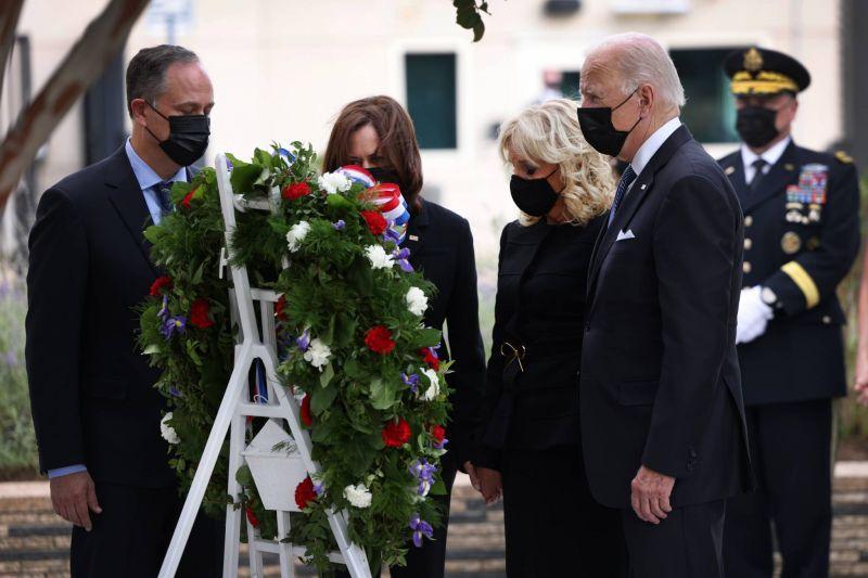 L'Amérique a commémoré le 11-Septembre, en quête d'unité