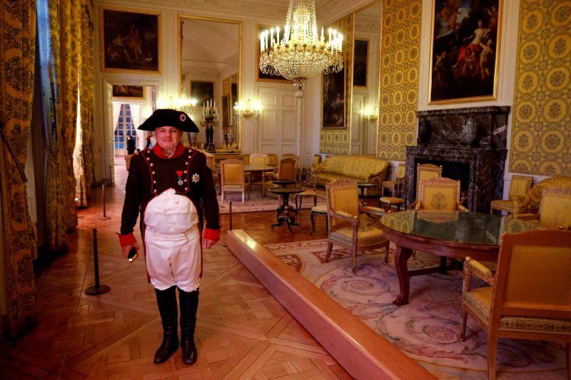 Napoléon revient à Versailles le temps d'un week-end