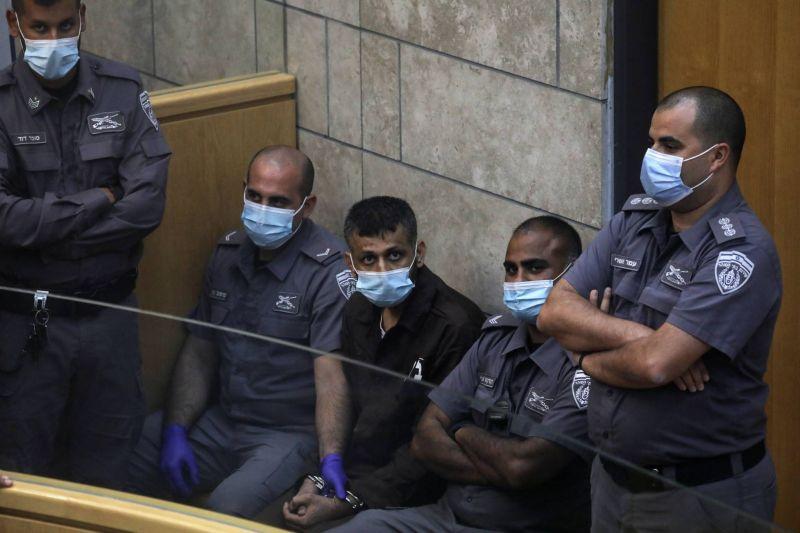 Quatre des six Palestiniens évadés d'une prison en Israël capturés