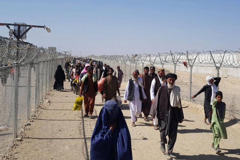 Le calvaire des Afghans qui ont fui les talibans