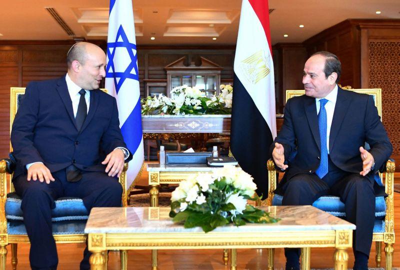 Le Premier ministre israélien en Égypte, une première depuis 2011
