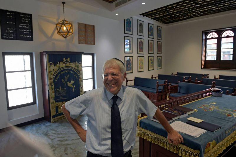La petite communauté juive revit sa foi au grand jour à Bahreïn