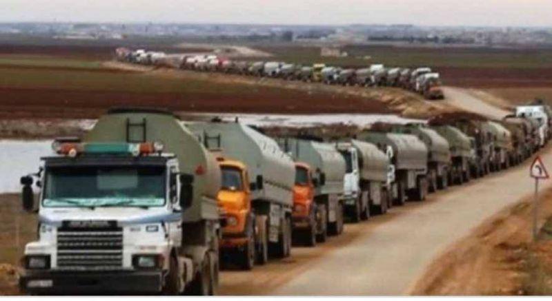 Plus de 30000 tonnes métriques de mazout iranien à destination du Liban déchargées à Banias, en Syrie